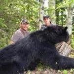 2 chasseurs français de Toulouse en 2011: « Quel accueil et quelle faune! La chasse à l'ours procure des sensation fortes…»
