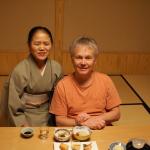 Japon dans un ryokan