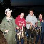 Pêche aux dorés
