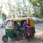 Inde et ma conjointe