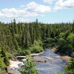 Rivière à saumon -Côte Nord
